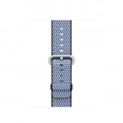 38MM MIDNIGHT BLUE CHECK WOV