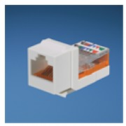 Panduit PRESA NETKEY RJ45U CAT.5E BIANCO