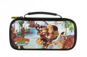 Game Traveler Deluxe Case Donkey Kong Country Tropical Freeze - Licenza Ufficial
