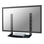 AV SHELF FOR FLAT SCREEN MOUNT BLACK