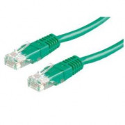NX090504106 CAVO PATCH CAT.6 UTP 3MT VERDE Cavi Ethernet