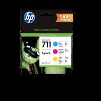 HP 711 28ML CMY INK CRTG 3-PACK