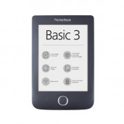 POCKETBOOK BASIC 3 black  Ebook Readers