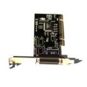 Nilox 10NXAD0503001 PCI ADAPTER 1 PARALLEL PORT SCHEDE
