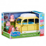 PEPPA PIG CAMPER PLAYSET Giocattolo
