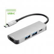 USB-C ADAPTER [PRO HUB] HUB TYPEC TO USB USBC HDMI