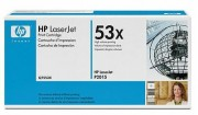 HP Hewlett Packard HP Q7553X N53X TONER NERO