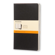 CF3CAHIER JOURNAL LARGE BLACK RULED