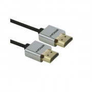 HDMI High Speed Ultrathin con Ethernet Channel, 1 m
