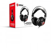 MSI Gaming Headset _BOX Accessori