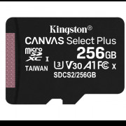 SDCS2/256GBSP 256GB MICSD CANVASSELECTPLUS Memory Card
