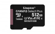 SDCS2/512GB 512GB MICSDXC CANVAS SELECT PLUS Memory Card