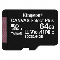 SDCS2/64GBSP 64GB micSDXC CANVASSELECTPLUS Memory Card