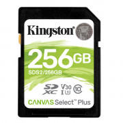 SDS2/256GB 256GB SDXC Canvas Select Plus Memory Card