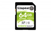 SDS64GB 64GB SDXC CANVAS SELECT 80R CL10 UHS-I