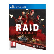 PS4 RAID WORLD WAR II  VIDEOGIOCHI
