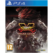 PS4 STREET FIGHTER V ARCADE