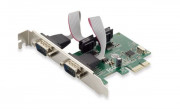SRC01G PCI EXPRESS CARD 2-PORT SERIAL CARICATORI USB