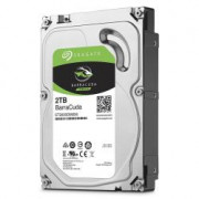 Seagate BARRACUDA HD 2TB SATA III CACHE 256MB Hard Disk Serial Ii