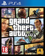 Take Two Interactive PS4 GTA V  VIDEOGIOCHI