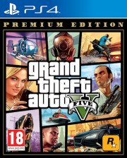 Take Two Interactive GTA 5 - Premium Online Edition