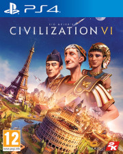 PS4 CIVILIZATION VI Videogiochi
