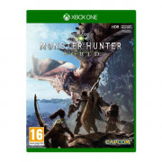 XONE MONSTER HUNTER WORLD VIDEOGIOCHI