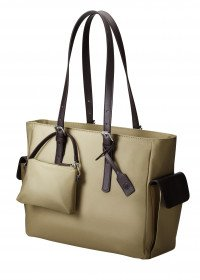 Taupe Women Tote