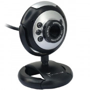 TECHMADE WEBCAM USB 2.0 CON MICROFONO