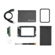 STOREJET 25CK3 USB 3.0 ENCLOSUR 2.5IN SATA SSD HDD UPGRADE KIT