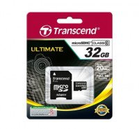 Transcend TRANSCEND MICRO SD 32GB 2 IN 1 HC10