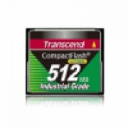 Transcend TS512MCF200I 512MB INDUSTRIAL CF - ULTRA FLASH