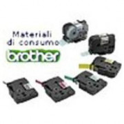 BROTHER TX-631 NASTRO TX NERO / GIALLO *