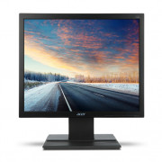 "V6 V196LB 19"" HD LED Piatto Nero monitor piatto per PC"