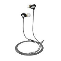 UP800 - DUAL DRIVER WIRED EARPHONES