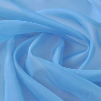 Voile turquoise 1,45 x 20 m