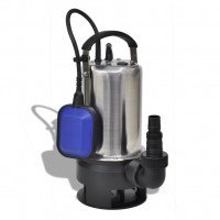 Pompe submersible pour eaux sales 750 W 12500 L/h