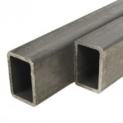 Tube rectangulaire 4 pcs Acier de construction 1 m 40x30x2 mm