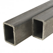 Tube rectangulaire 4 pcs Acier de construction 2 m 40x30x2 mm