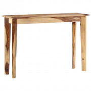 Table console 110x35x76 cm Bois de Sesham solide