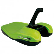 Trineo  Snowhoover  0260, Verde lima/ Negro