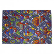 AK Sport Alfombra de juego Big City 140x200 cm BIG CITY 97