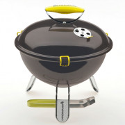 Barbecue a carbone Piccolino 34 cm Antracite 31377