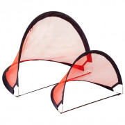Set Porte da Calcio Pop-Up 120x86x86 cm