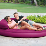 Colchón inflable Ultra Daybed Lounge 68881NP