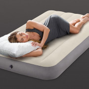 Cama hinchable Deluxe Single High 64707