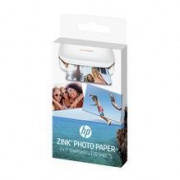 HP ZINK  PHOTO PAPER 20 SHEETS CARTA PICCOLO FORMATO FOTOGRAFICA