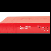 WATCHGUARD WatchGuard Firebox T15 con 1 Anno Standard Support (Maintenance)