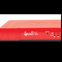 WATCHGUARD WatchGuard Firebox T15 con 3 Anni Basic Security Suite (WW)