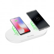 DUAL WIRELESS FAST CHARGER